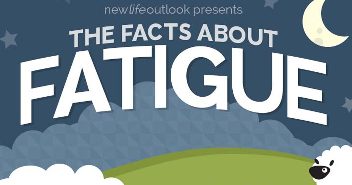 New Life Outlook -  Infographic: The Facts About Fatigue