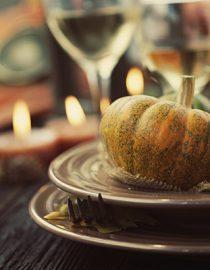 Enjoying Thanksgiving with MS