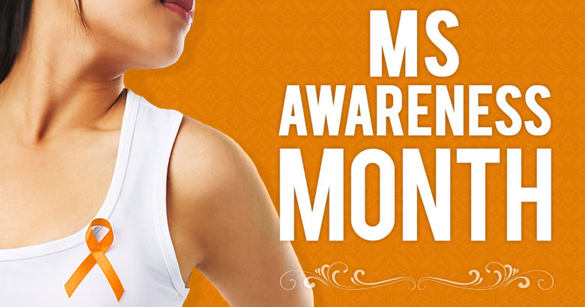 MS Awareness Month infograhpic: New Life Outlook  Infographic