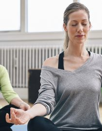 Why Yoga May Be the Best Type of Exercise for MS Patients