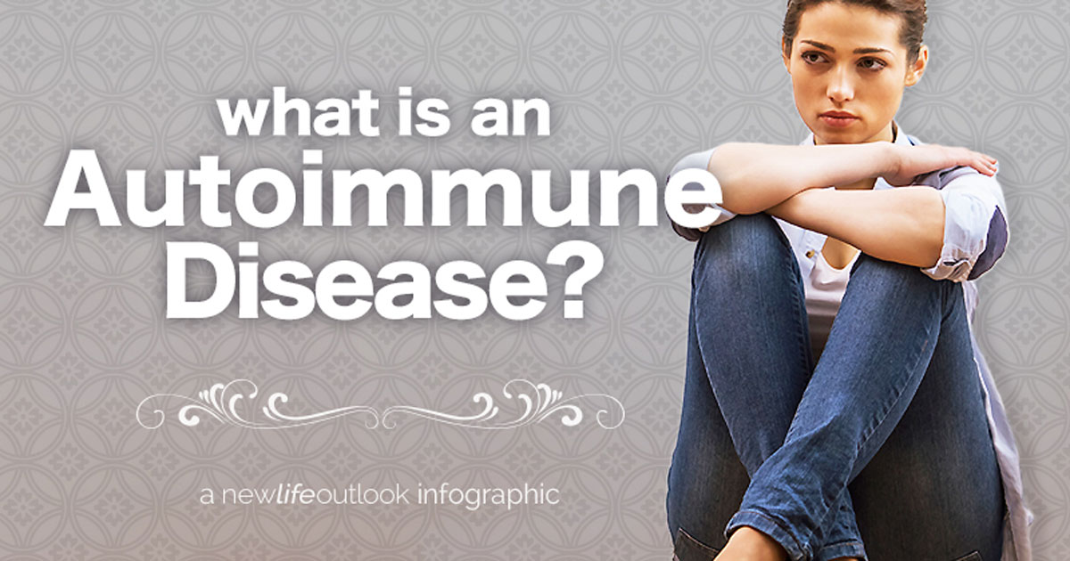 Infographic: Diagnosis of an autoimmune disease is often a frustrating process. Many illness share symptoms, and it common for people to have more than one at once.