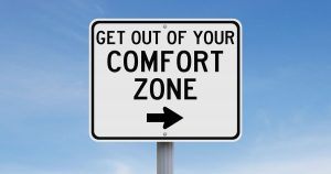 Stepping Out of Your MS Comfort Zone