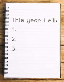Kickstart the New Year With These 5 New Year's Resolutions for MSers