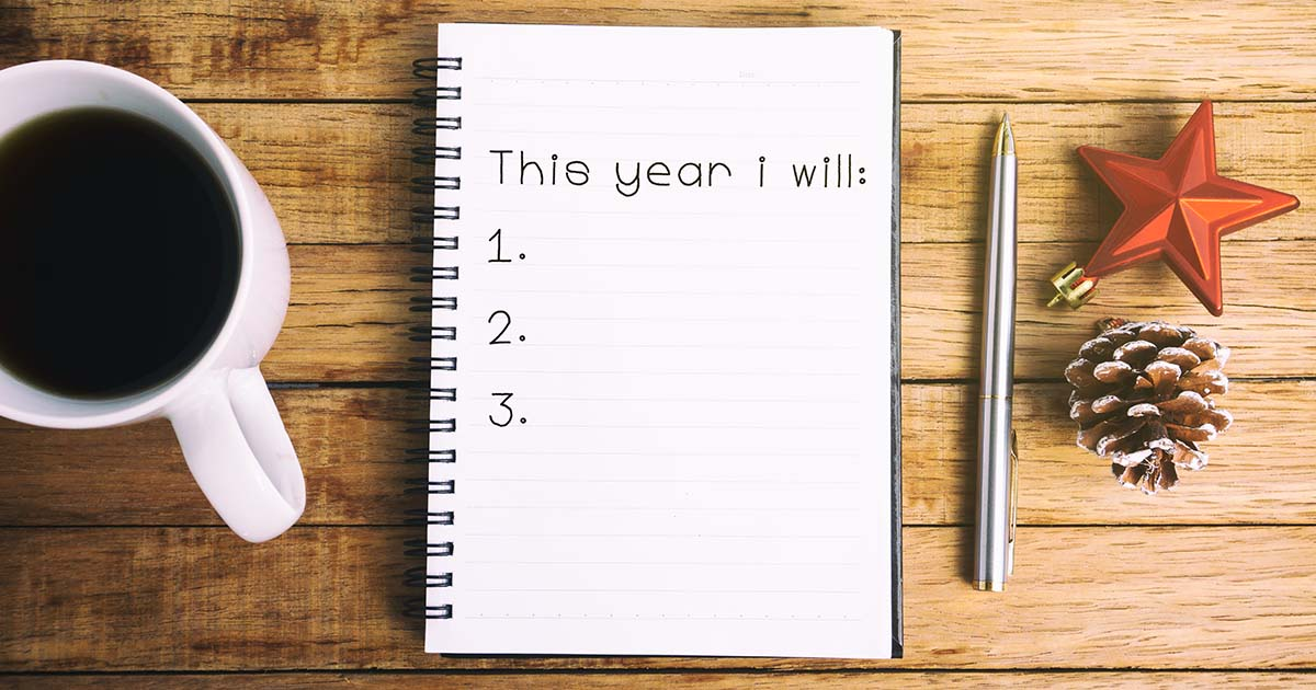 MS New Year's Resolutions