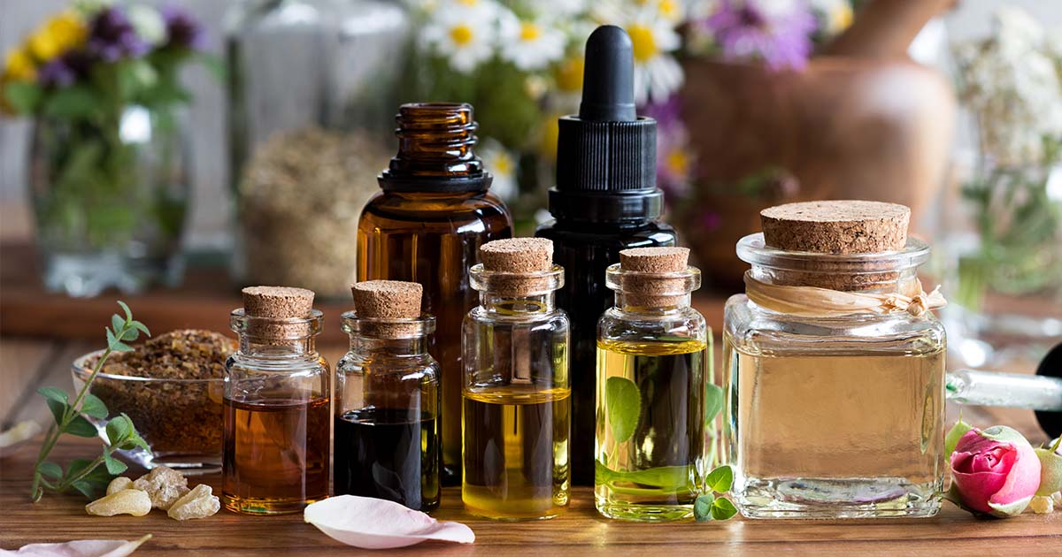 Essential Oils for MS